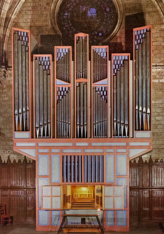 Troisième orgue de Saint-Augustin (Bordeaux)