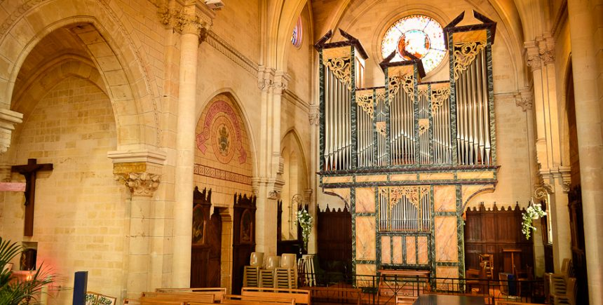 Orgue de Saint-Augustin à Bordeaux