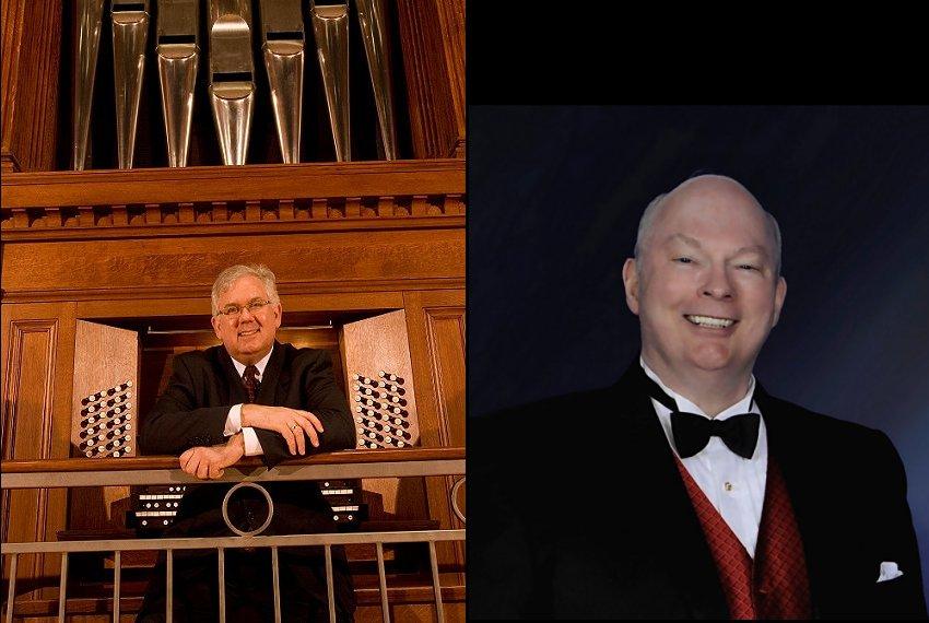 James David Christie et Michael Calmés