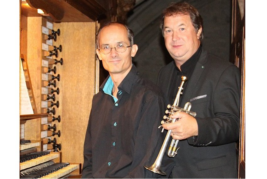 Alexis Droy et Pascal Ansel