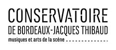 Logo Conservatoire Bordeaux